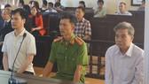 Nguyên kế toán trưởng Công ty sổ xố kiến thiết, nguyên lãnh đạo Navibank chi nhánh Bạc Liêu hầu tòa