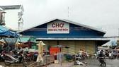 Chợ nông sản thực phẩm