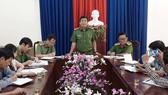 Cà Mau họp báo thông tin việc bắt giữ 2 lãnh đạo Phòng khám đa khoa khu vực Sông Đốc