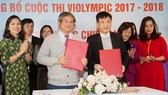 Viện Khoa học Giáo dục Việt Nam và Tập đoàn FPT ký hợp tác chiến lược