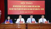 Hội thảo đổi mới mô hình tổ chức hoạt động của MTTQ và tổ chức chính trị xã hội