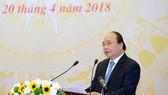 Thủ tướng yêu cầu tập trung tháo gỡ khó khăn, vướng mắc trong lĩnh vực đầu tư xây dựng. Ảnh: VGP