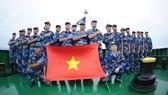 Cảnh sát biển là lực lượng vũ trang thực hiện nhiệm vụ chấp pháp trên biển