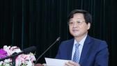 Tổng Thanh tra Chính phủ Lê Minh Khái phát biểu tại buổi tổng kết