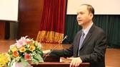 Giáo sư, Tiến sĩ Lê Quang Cường được bổ nhiệm giữ chức vụ Phó Chủ tịch phụ trách nhóm ngành khoa học sức khỏe, Hội đồng Giáo sư Nhà nước. Ảnh: VGP