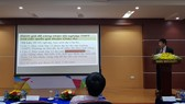 Hội thảo về đổi mới thi