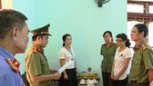 Cơ quan An ninh điều tra Công an tỉnh Sơn La công bố quyết định khởi tố 1 bị can thuộc Sở GD &ĐT Sơn La vì gian lận tại kỳ thi THPT 2018