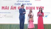 """Phát động cuộc thi ảnh """"Mái ấm gia đình Việt"""""""