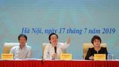 Bộ trưởng Bộ GD-ĐT chủ trì hội nghị ngày 17-7