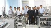 Phát triển nguồn nhân lực chất lượng cao về robot tự động hóa