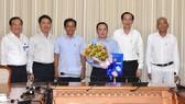 Sở Nội vụ TPHCM có 2 phó giám đốc mới