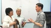 Phó Chủ tịch UBND TPHCM Trần Vĩnh Tuyến chỉ đạo cấp sổ đỏ cho dân trong 10 ngày