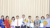 Ông Trần Tuấn Ngọc giữ chức Chánh Văn phòng Đoàn Đại biểu Quốc hội và HĐND TPHCM