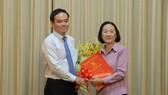 Phó Chủ tịch HĐND TPHCM Trương Thị Ánh nghỉ hưu