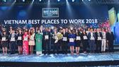 Top những nơi làm việc tốt nhất Việt Nam