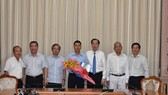 Ông Nguyễn Bạch Hoàng Phụng làm Phó Chủ tịch UBND quận 2