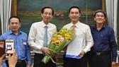 Ông Mai Hữu Quyết giữ chức Phó Chánh Văn phòng UBND TPHCM