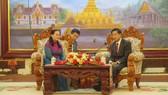 Đoàn đại biểu cấp cao TPHCM bắt đầu chuyến thăm Lào