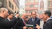 Đoàn Đại biểu Quốc hội TPHCM bắt đầu chuyến thăm, làm việc tại Đức