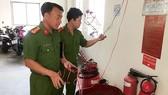 Phát hiện hàng loạt vi phạm an toàn PCCC tại các chung cư ở Biên Hòa