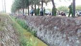 Điều tra vụ dầu máy tràn ra môi trường ở KCN Tam Phước