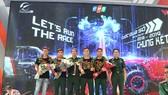 Chân dung các nhà vô địch MTA –R4F đến từ trường Học viện Kỹ thuật quân sự