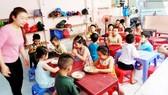 Preschoolers receive lunch support of $5.2