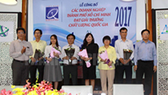 HCMC honors winners of National Quality Awards 2017