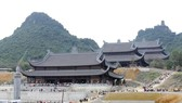 The UN Day of Vesak 2019 will be held at the Tam Chuc Buddhist Culture Centre in Ha Nam province.(Photo: VNA)