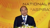 Prime Minister Nguyen Xuan Phuc .( Photo by T.B )