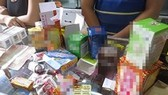 Police seize over 230,000 expired medication vitals to be consumed in HCMC
