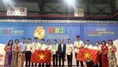 Vietnamese students win gold medals at World Invention Creativity Olympic
