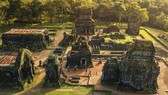 The My Son Sanctuary that was recognised by UNESCO as a world heritage in 1999. VNA/VNS Photo