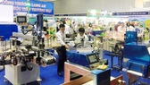Vietnam Agritech Expo is held in Saigon Exhibition and Convention Center.