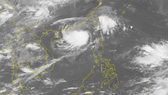 New tropical- low depression operates the eastern territorial water of the Philippines (Illustrative photo:SGGP)