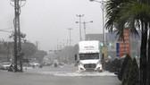 High rainfall pours Da Nang city