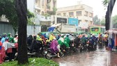Low pressure trough triggers heavy downpour in Northern region