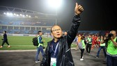 The Vietnamese national team's head coach Park Hang-seo (Photo: dtinews.vn)