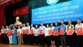 TPHCM bổ nhiệm ngạch Chuyên viên chính cho 52 cán bộ, công chức, viên chức