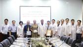 Bệnh viện Chợ Rẫy đón nhận chứng nhận ISO 9001:2015