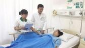Người bệnh phục hồi tốt sau can thiệp