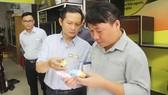 Vụ sản phẩm chữa ung thư từ than tre: Kiểm tra đột xuất các chi nhánh Công ty Vinaca tại TPHCM