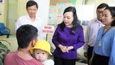 Cần làm tốt công tác sàng lọc bệnh, hạn chế tình trạng lây nhiễm chéo