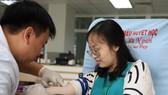 Nhân viện bệnh viện hiến máu cứu người