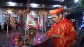 Lễ hội Điện Trường Bà ở Trà Bồng-Quảng Ngãi