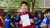 học trò lớp 10 Quảng Ngãi dành học bổng toàn phần tại Mỹ
