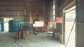 Quảng Ngãi: Nổ khí gas, 3 công nhân bị thương