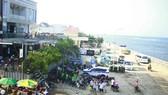 Quảng Ngãi: Tiên Tri 07 tiếp tục chuyển 60.000 lít xăng ra đảo Lý Sơn