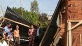 Ngành chức năng tỉnh Bình Thuận đang tiến hành thống kê mức độ thiệt hại trong đợt thiên tai vừa xảy ra.