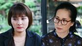 NSND Lan Hương và Bảo Thanh 2 nhân vật chính của mối quan hệ mẹ chồng nàng dâu
